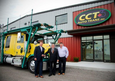 Owners:  Chad Doiron, Cliff Doiron and Todd Doiron