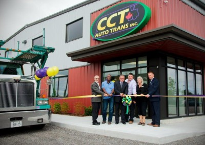 CCT Head office - Open House with Ribbon Cutting.
