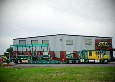 Our Head office and one of our trucks.