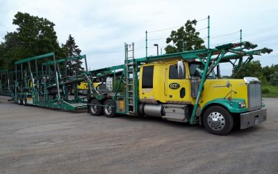 Truck #2117/Trailer #3217 – 2012 Western Star 4900A LowMax – Courtice
